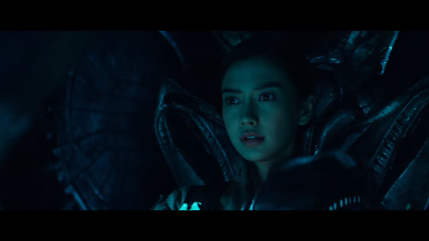 Angelababy as Rain Lao in Independence Day: Resurgence