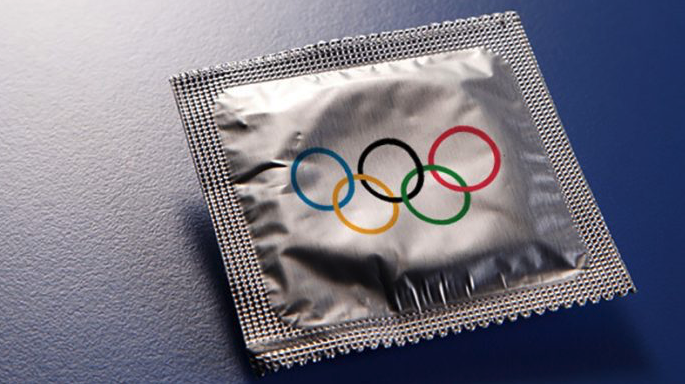 Tokyo Olympics gives 160,000 condoms to athletes to use only in home  country due to pandemic